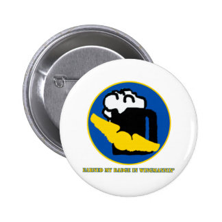 Wingman Merit Badge Pin