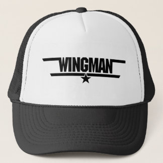 Wingman Trucker Hat