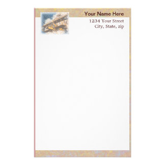 Wings Aloft Father's Day Personalised Stationery