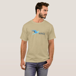 WINGS Crypto Currency T-shirt