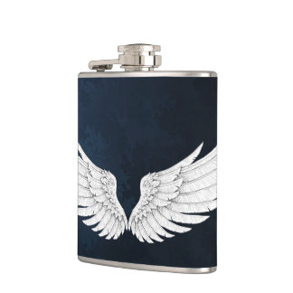 WINGS HIP FLASK