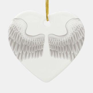 Wings illustration ornaments