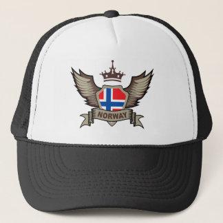 Wings Norway Trucker Hat