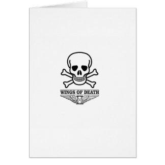 wings of death card