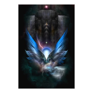 Wings Of Light Photo Print
