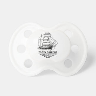 wings of plain sailing pacifier