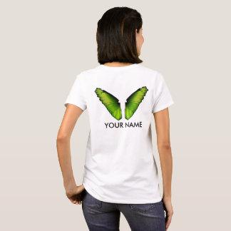 Wings of Verde Butterfly T-Shirt
