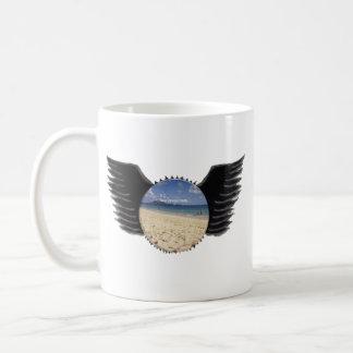 Wings photo template mugs
