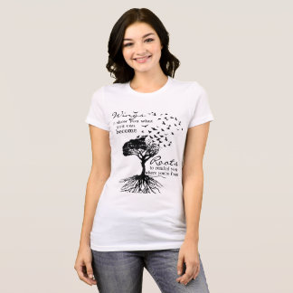 Wings & Roots Womens TOp