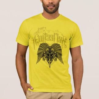 Wing's Skull T-Shirt