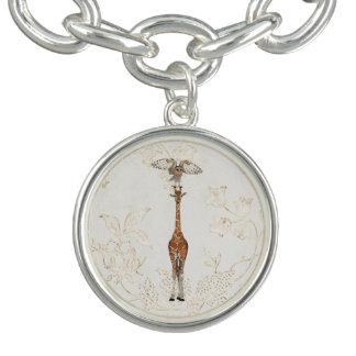 WINGS & SPOTS Charm Bracelet
