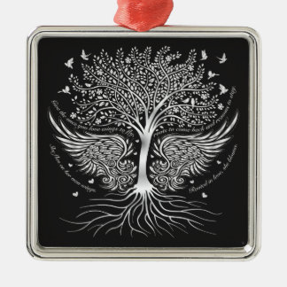 Wings To Fly Christmas Tree Ornament