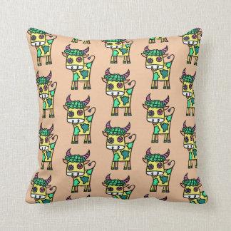 Wink Cow (YxG) Cushion