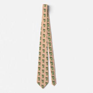 Wink Cow (YxG) Tie