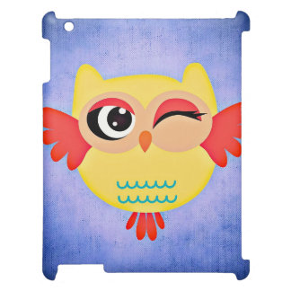 Winking Owl Case For The iPad 2 3 4
