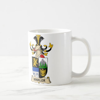 Winkler Family Crest Coffee Mug