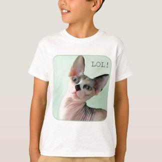 "Winky says, ""LOL!"" T-Shirt"