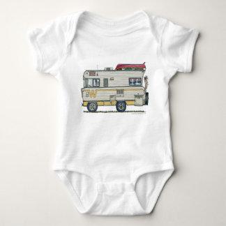 Winnebago Camper RV Apparel Baby Bodysuit