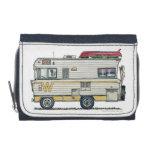 Winnebago Camper RV Apparel Wallet