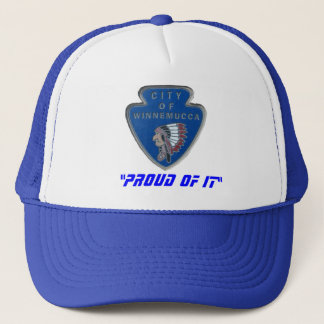 Winnemucca proud of it hat