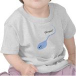 Winner Blue Funny Baby T-shirt