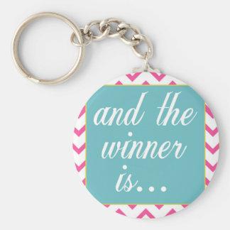 Winner Copy Keychain