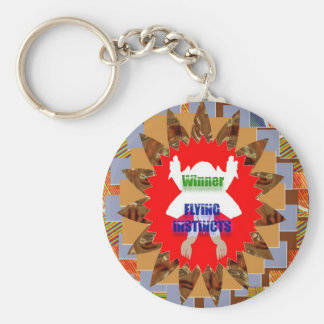 WINNER Flying Instincts : Excel Congratulations Key Chain