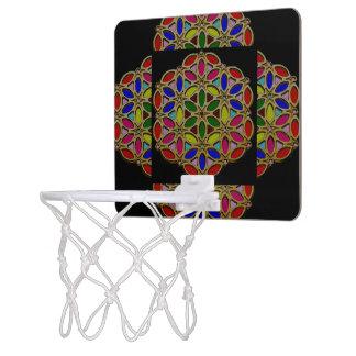 Winner Sports Basket GOAL Target Goodluck Design Mini Basketball Hoop