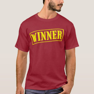 Winner (stamped) T-Shirt