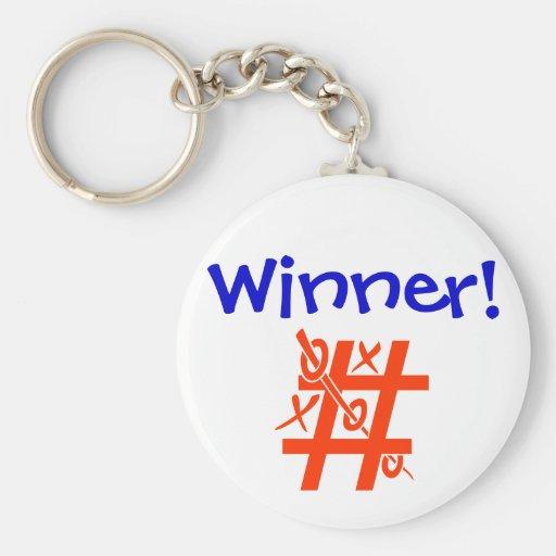 """Winner!"" , the keychain"
