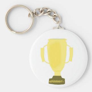 Winner Trophy Key Chains