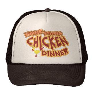 Winner Winner Hat