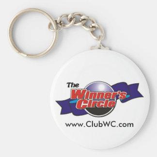 Winners Circle Keychain