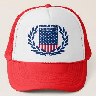 Winner's Crown - World War Champion Hat