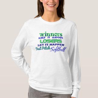 Winners....Fast Pitch Softball T-Shirt