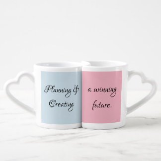 Winners Future Coffee Mug Set