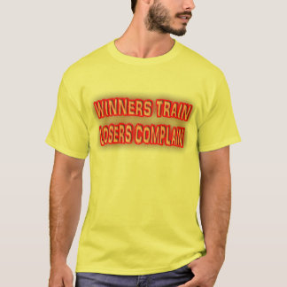 Winners Train T-Shirt