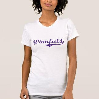 Winnfield Louisiana Classic Design Tee Shirts