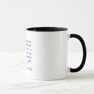 Winnie the Pooh Quote Coffee Mug
