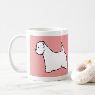 Winnie the West Highland White Terrier Dog Mug
