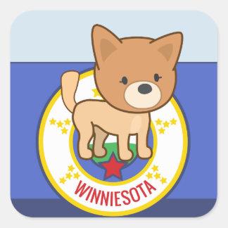 Winniesota Stickers