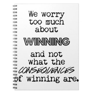 Winning and Consequences Notebook