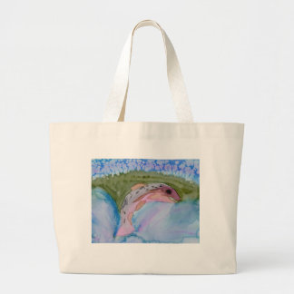 Winning Art By A. Fletcher Grade 11 Jumbo Tote Bag