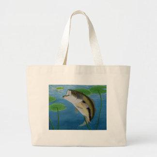 Winning Art By B. Jenkins Grade 7 Canvas Bags