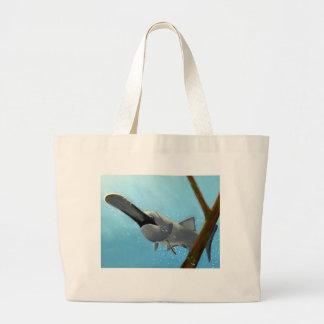 Winning art by  B. Jenkins - Grade 9 Bags