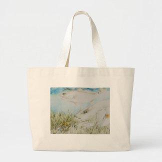 Winning Art By B. King Grade 8 Jumbo Tote Bag