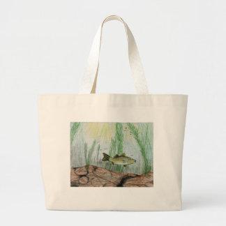 Winning Art By B. Selby Grade 4 Jumbo Tote Bag