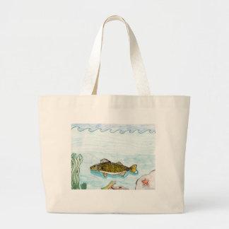 Winning art by B Smith - Grade 6 Bags