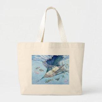 Winning art by  C. Huang - Grade 10 Jumbo Tote Bag