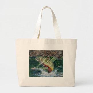 Winning Art By D. Boller Grade 7 Jumbo Tote Bag